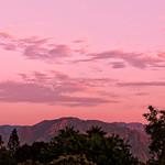 Summer Sunset in Camarillo
