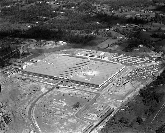 General Motors Holden factory, Acacia Ridge, Brisbane, 1967