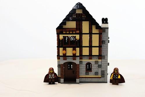 MedievalHouse   by Mr_ReaperGod