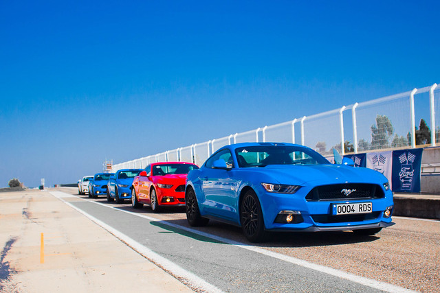 Track Day at Circuito de Monteblanco