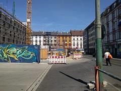sunny Frankfurt