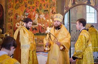 Божественная литургия 950