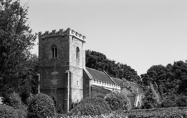 FILM - Brodsworth Church-2