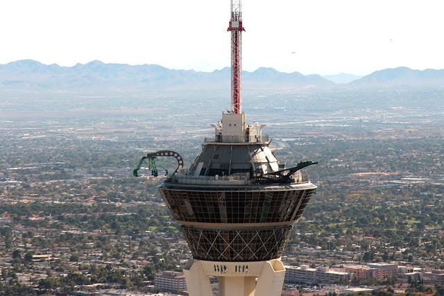 Stratosphere Tower, Las Vegas, NV