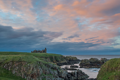 castle em5 landscape northsea outdoor rural ecosse unitedkingdom highland coastline ruins cloud highlandscapezenfoliocom coast uk bramstoker natural seashore water beauty highlands crudenbay structure colour slainscastle aberdeenshire summer building scotland sea iainmacdiarmid walls highlandscape dracula sky rocks olympusem5markii marine shore countryside slains coastal