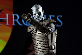 Night King cosplayer | by Gage Skidmore