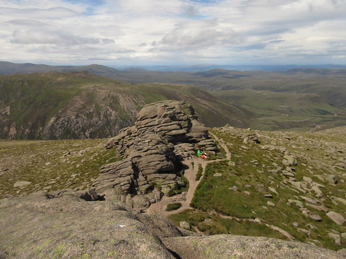 On the summit of Ben Avon | by malky_c