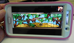 Jacquie's stained glass