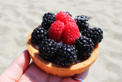 berry tart from Gayle's Bakery | by Annemarie Gregory