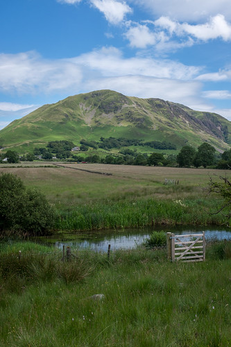 The Gate to Buttermere Dubs | by Oliver Coats