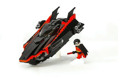 Lego Batman MOC/ MOD (Robin Vehicles)