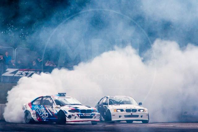 BMW E46 vs. BMW E36