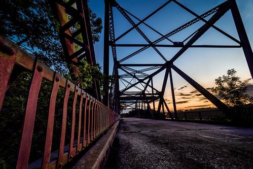 usa highres bridge cityscape buildingandarchitecture landscape tree centralflorida lowlight road sanford florida