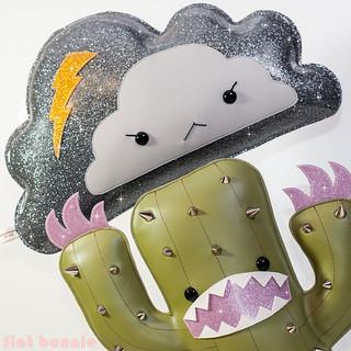 Flat-Bonnie-Cactus-Cloud-Cutepocalypse-Clutter-Gallery-Art-Show-flatbonnie