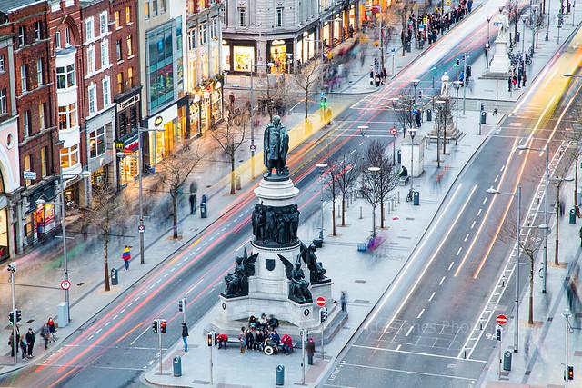 O' Connell Street, Dublin