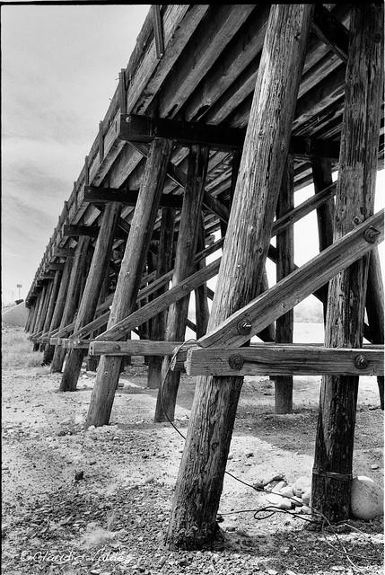 Railroad Bridge, 1928