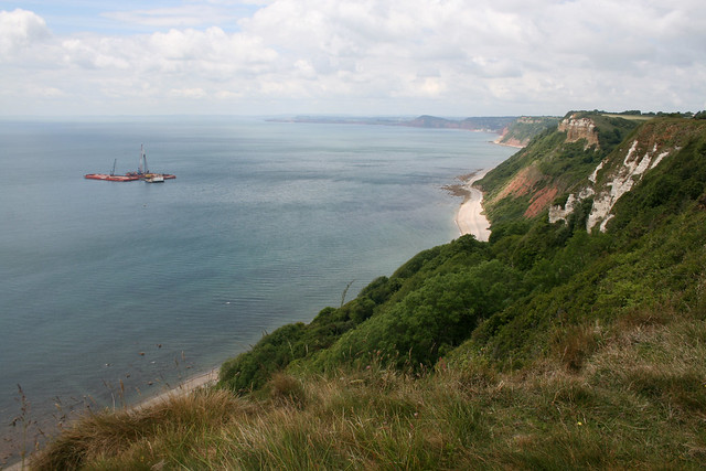 East of Branscombe