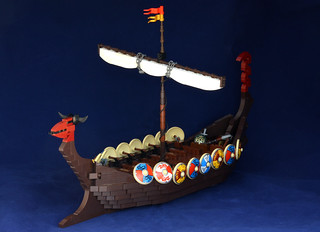 Viking Longship CCC XIV | by MassEditor