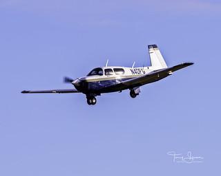 N40FG 1993 Mooney M20J 201 C/N 24-3307