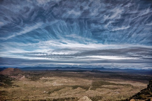 arizona scottsdale sonorandesert tom'sthumbtrail painted clouds orton sky christmas2016