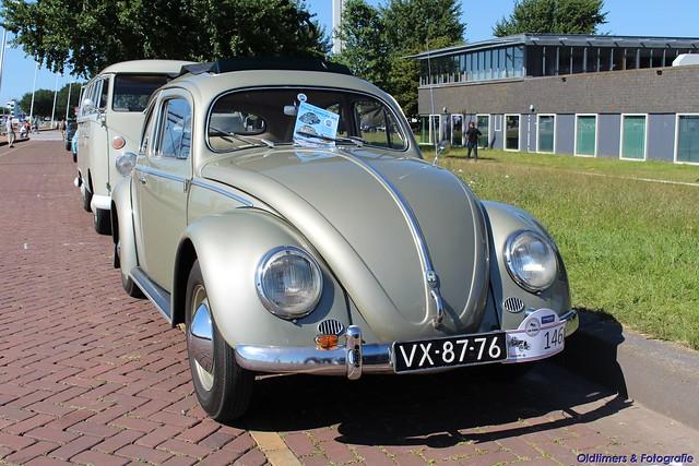 1957 - Volkswagen Kever de Luxe - VX-87-76 -5