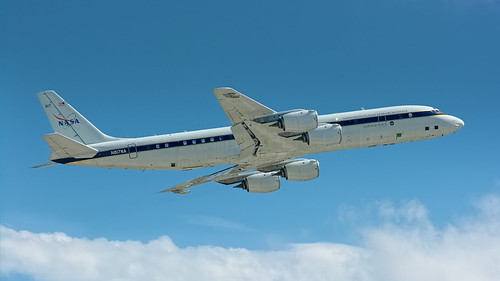 fortlauderdale fll kfll nasa armstrongflightrearchcenter earthscience n817na dc8 dc872