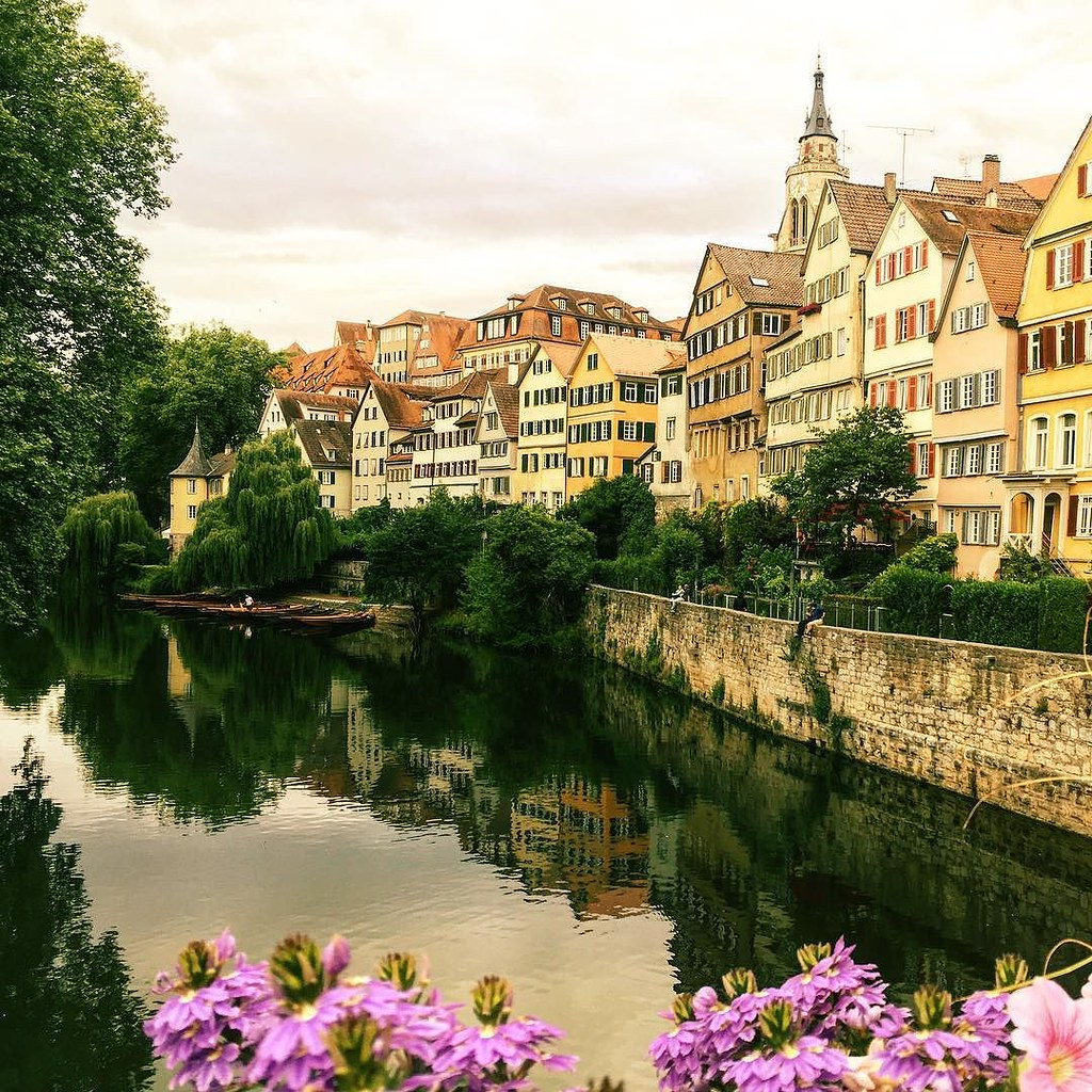 Tubingen Germany Tuebingen Tubingen Bawu Travelgram Flickr