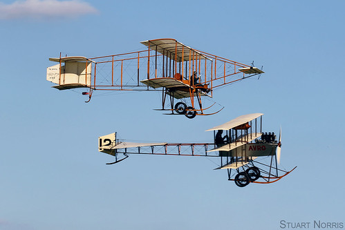 Those Magnificent Men in their Flying Machines | by stu norris