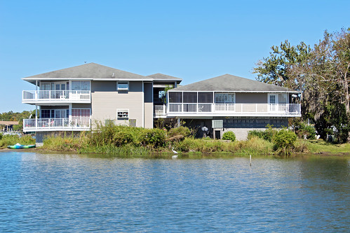 architecture apartments residence bay water waterfront crystalriver florida