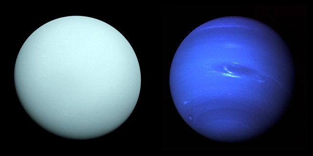 NASA Completes Study of Future 'Ice Giant' Mission Concepts