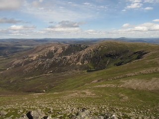 Lochan nan Gabhar from West Meur Gorm Craig | by malky_c