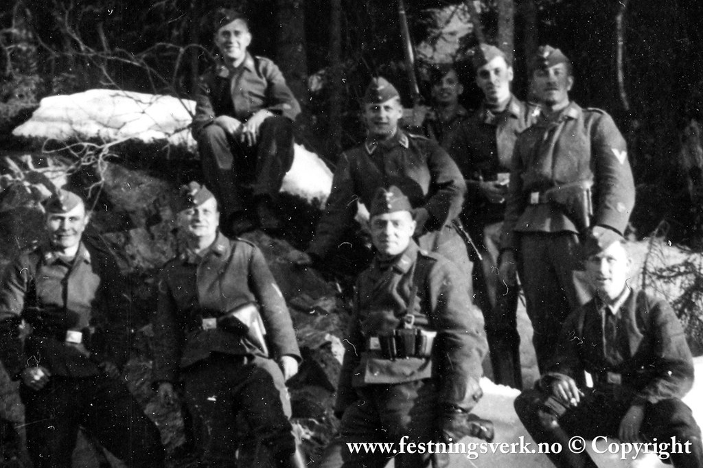 Høytorp fort 1940 1945