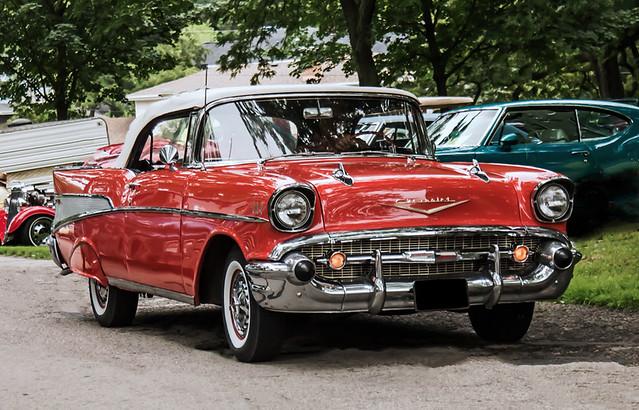 1957 Chevrolet Convertible