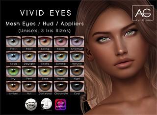Vivid Eyes | by Avi-Glam