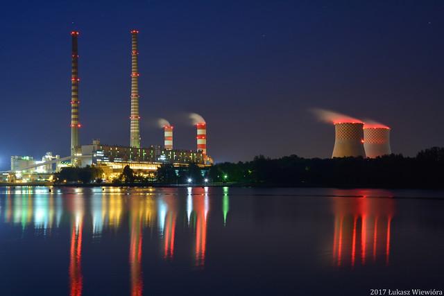 PGE S.A. Oddział Elektrownia Rybnik | PGE company, the Rybnik power plant