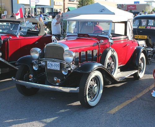 1932 Chevrolet Confederate convertible
