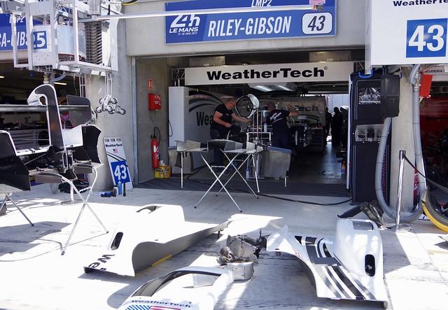 Keating Motorsport's Riley Mk30 Gibson