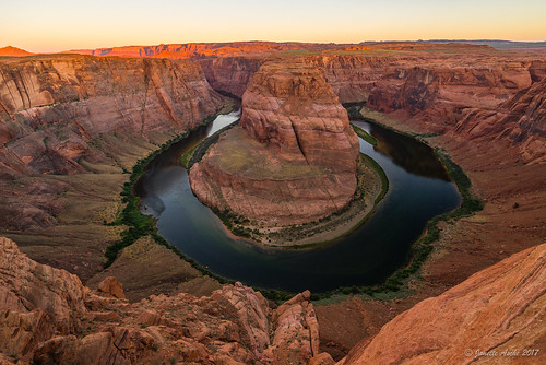 2017 arizona horseshoebend page sonya7r usa sunrise travel glencanyonnationalrecreationarea landscape coloradoriver