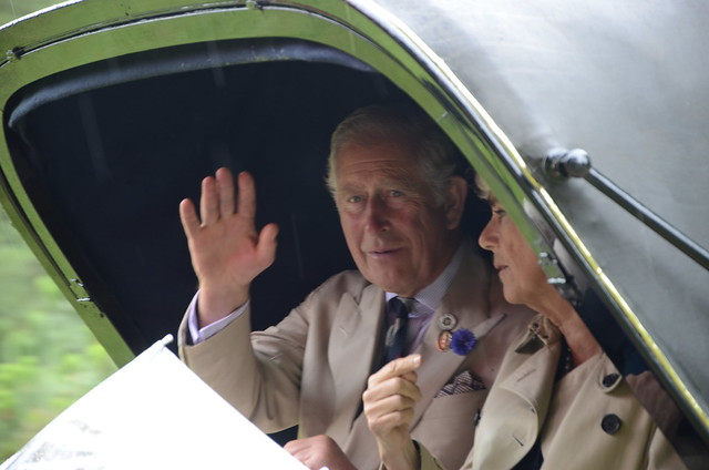 Prince Charles and The Duchess of Cornwall -