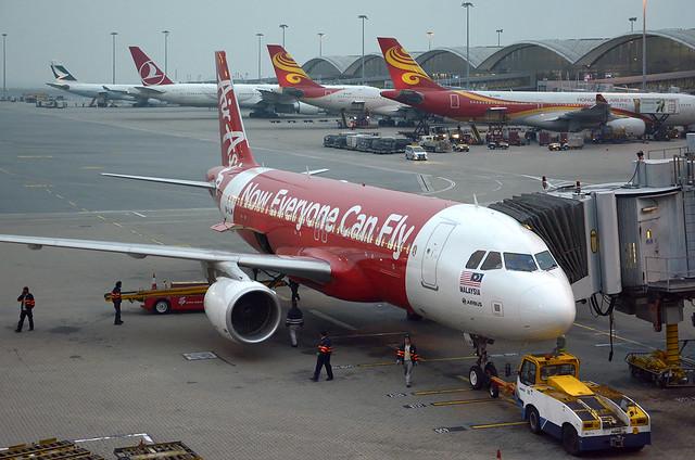 AirAsia Airbus A320 (9M-AJM) DSC0836