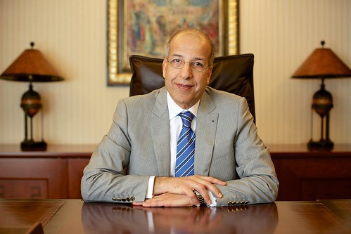 Saddek Omar El Kaber_Chairman of Bank ABC | by Bank ABC