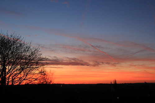 sunrise seckington flickr