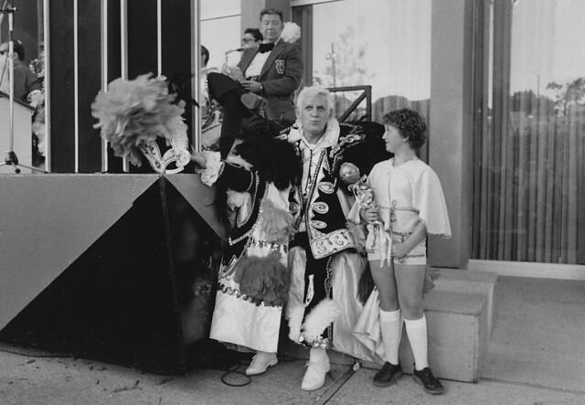 parade marshall 1969
