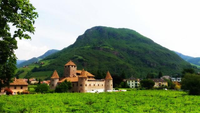 Schloss Maretsch/Castel Mareccio