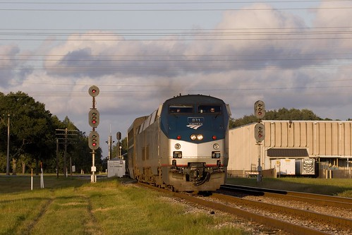 amtrak p052 whitehouse train auto publix amtk831