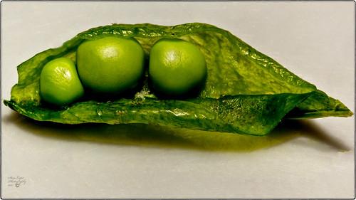 Like Three Peas In A Pod