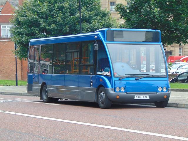 Vision Bus (KX06TYF)
