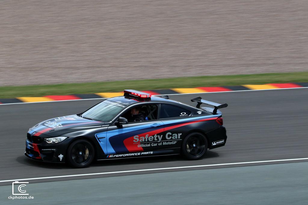 Motogp Safety Car Bmw M4 Gts German Gp Sachsenring 2017 Flickr