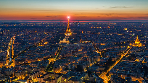 Paris at Night | by Sam Codrington