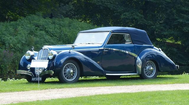 Delahaye 135 MS Pennock 1947 blue vl
